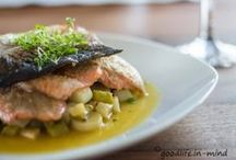 Fisch & Meeresfrüchte / schnelle und leckere Rezept rund um Fisch und Meeresfrüchte