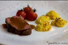 Fleisch / Gerichte mit Fleisch