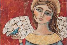 ANGELs  by Teresa KOGUT .