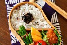 Recettes asiatiques // Asian recipes / Recettes autour de la cuisine asiatique