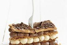 Chocolat // Chocolate / Recettes sucrées autour du chocolat pour les gourmands