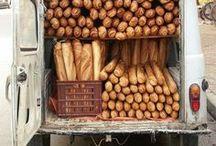 Boulange // Bakery / Recettes autour de la boulangerie (pains, brioches, viennoiseries)