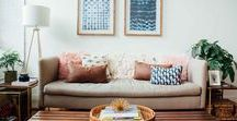 Apartment Therapy / Interiors that make me smile.