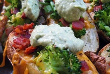Food-Recipies / by Barbara Ebert Kahla