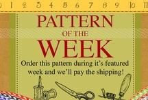 Pattern of the Week!