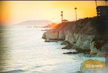 Shell Beach Wedding // Spyglass Inn & Restaurant  / Wedding & Reception @Spyglass Inn & Restaurant