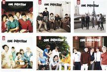 One Direction  / by gabriela ⚾️💛💘💞