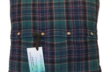 Tips & Technique / How to make the perfect pillow back using a Pendlton shirt placket.  Read my blog... http://www.encompassingdesigns.com/whats-new.html