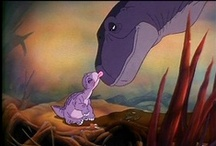 """Land Before Time! / CHILDHOOD. """"Yup Yup Yup!"""" - Ducky / by Clara Grismer"""