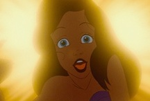 The Little Mermaid Under the Sea: Ariel / Prince Eric + Ariel = <3 / by Clara Grismer