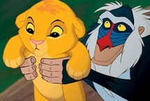 The Little Lion King / Simba + Nala = <3 / by Clara Grismer