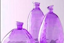 Garrafas Decorativas / Decorative Bottles