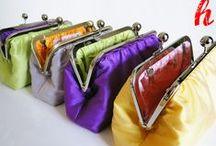 Handgefertigte Taschen