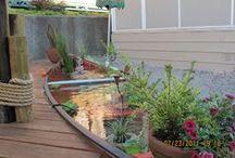 DIY Landscaping Ideas / Here are a heap of Simple, easy & effective DIY landscaping ideas to try in your garden. Hope you enjoy! #diylandscapingideas