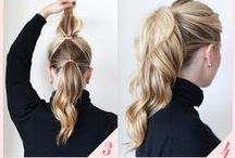 Long Hair Styles & Care / What to do with long hair?. Here are some ways to take care of those long locks as well as great styles to try! #longhairstyles
