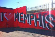 Memphis! / by Krystal Actis
