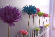 Bloemen fröbelen