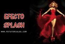 Efectos con Photoshop - PS Tutoriales / Tutoriales de diversos efectos realizados con Photoshop - http://pstutoriales.com/category/efectos/
