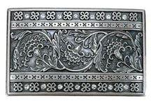 belt buckle bronze