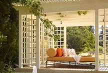 Outdoor Home Spaces / by Design Nashville