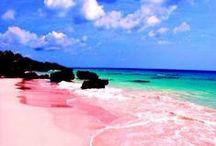 Plages paradisiaques / Les plus belles #plages du monde!
