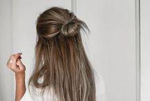 H a i r  /  M a k e U p / N a i l / Inšpirácie vlasy