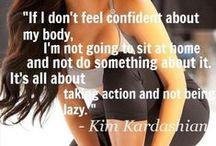 gym bunny / fitness health blogilates bikini babes  motivation