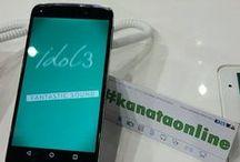 Lanzamientos de Alcatel OneTouch, Wereables y Tablets | WMC15 / #WMC15 El smartwatch de Alcatel, #ONETOUCH #Idol3 #JBL #ALcatelWatch #itRocks Watch, en acción, increibles nuevos relojes, tablets y dispositivos touch que vienen con todo este 2015. Directo de la World Mobile Congress en Barcelona #kanataonline