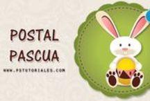Especial Pascua - PS Tutoriales / Recursos Photoshop, especial Pascua. Puedes acceder a todos ellos desde aquí: http://pstutoriales.com/tag/pascua/