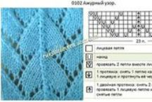 Схемы вязание.