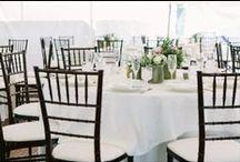 Wedding: Tables
