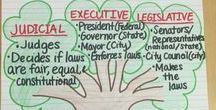 Government / Activities, Ideas, Freebies, and Links for Teaching Government in Third Grade, Fourth Grade, and Fifth Grade