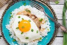 Hawaiian Rice Recipes / Get a taste of the island life with these Hawaiian style recipes for your Royal Basmati Rice.