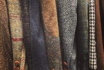 Tweed | BARNETS SHOES / There are no many things as quintessentially British as classic tweed piece. For the love of tweed!
