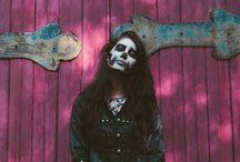 Deadly Bones / Halloween lookbook by Pretty Attitude photographer: Natasha Wilson Model: Amanda Hendrick