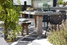 Outdoor Kitchen / A Collection of Outdoor Kitchen Ideas. Inspirational Styles from around the World.