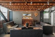 Pinterest HQ / A peek into our pintastic office in San Francisco! / by Pinterest
