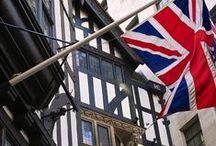 Britan/ the U.K. and BBC / by Jessica Allen