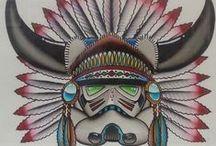 Star wars tatoos / by Ryan Stemmerman