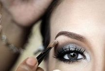 Make Up Preparations / Different types of make up for your wedding day.