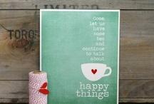 Things I Love / by Elizabeth Wirth