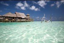Water Villas Maldives / The Maldives Water Villas We LOve