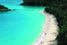 Sea Ocean Beaches / by Mrs Dixie