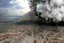 Treasures of Vesuvius / Ancient Pompeii & Herculaneum / by Moby Dick