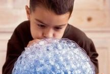 Bubble Fun / Creative & exciting activities for your kids to enjoy and learn from.