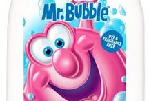 Gentle Bubble / Mr. Bubble Extra Gentle Bubble Bath contains no fragrance and no dye. The liquid formula creates big, long-lasting bubbles and is dermatologist & pediatrician tested, hypo-allergenic, and tear-free. Mr. Bubble Bubble Bath is the #1 Brand of Bubble Bath in America!
