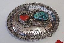 Native American Jewelry & Decor