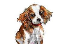 Dogfather Illustrations