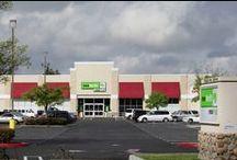 Eco Thrift Sacramento / Eco Thrift Store & Mall 7224 55th Street Sacramento, CA 95823 p: 916.254.5730 f: 916.254.5734 info@ecothrift.com Mon-Sat: 9AM to 8PM Sunday: 10AM to 7PM