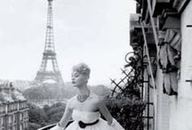Vintage Paris / by Mrs Dixie